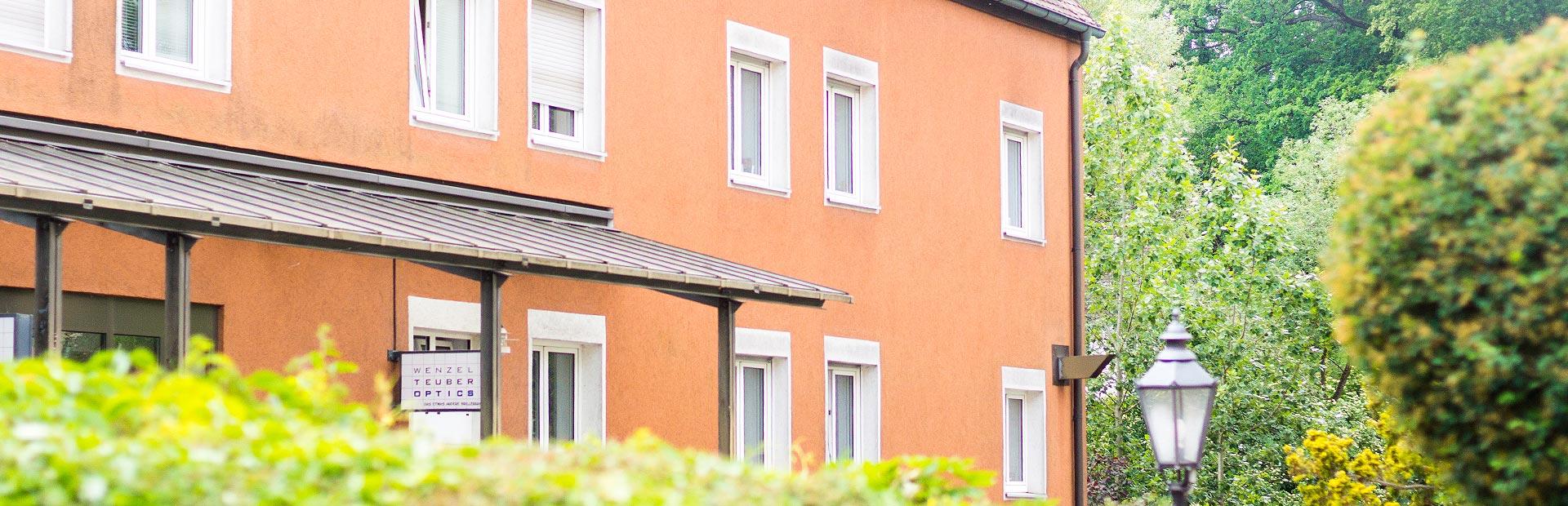 Gebäude Hausarztpraxis Wendelstein