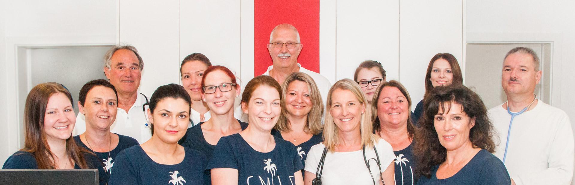 Team Hausarztpraxis Wendelstein